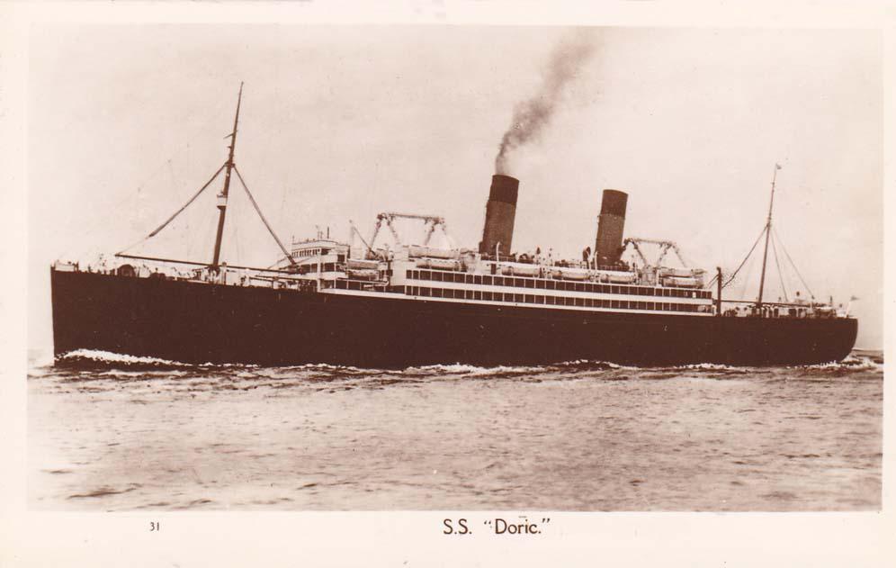 SS Doric 1