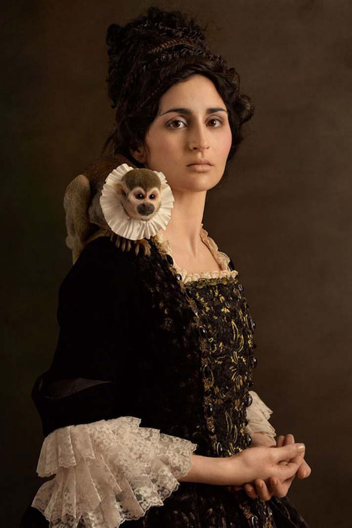 Rembrandt-Inspired-Portraits-Sacha-Goldberger-Photography06
