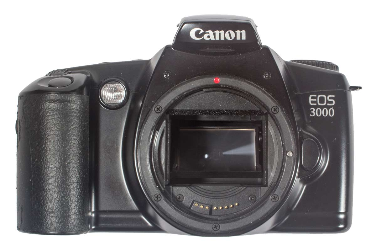 EOS3000 Front View