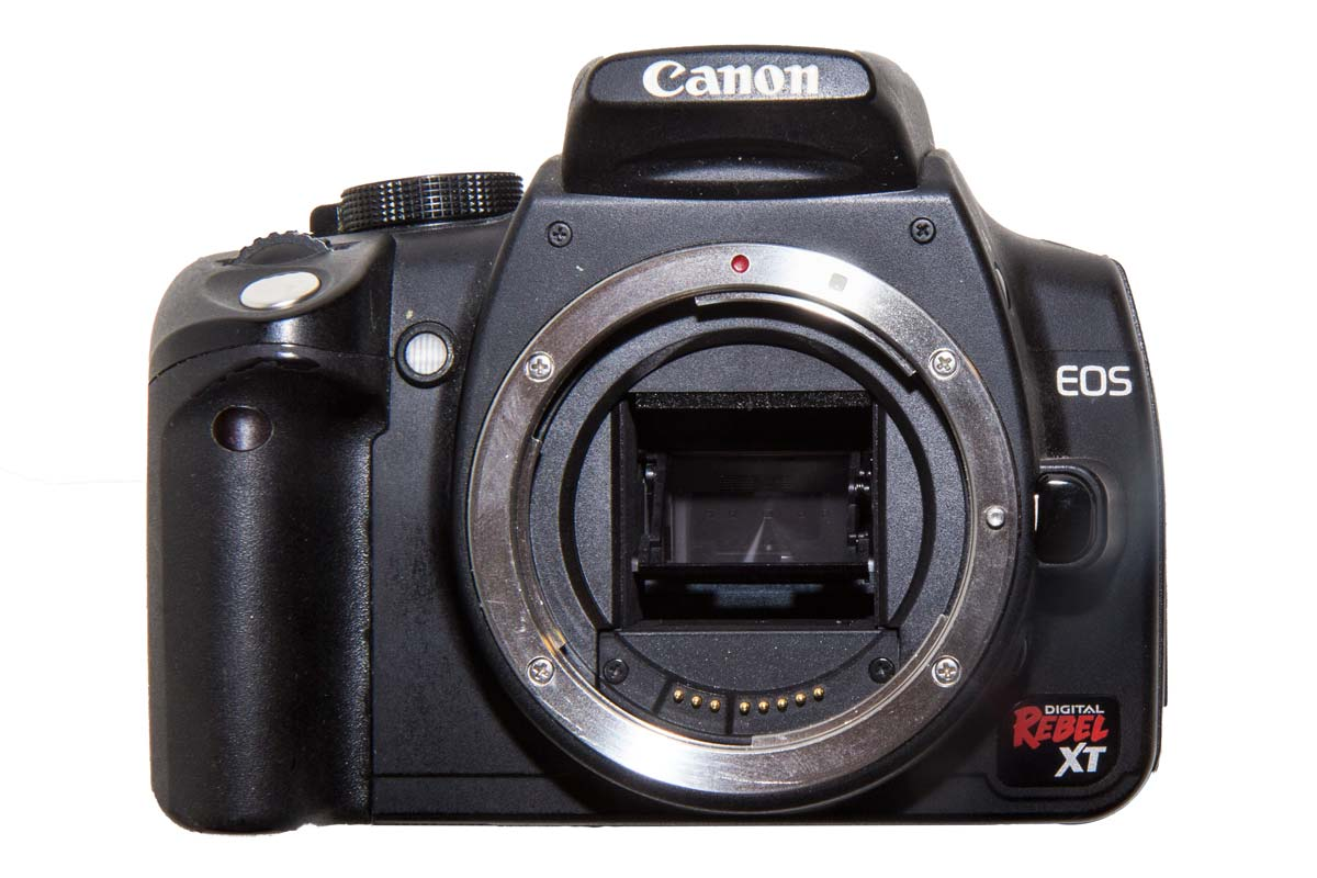 Canon Digital Rebel XT Camera