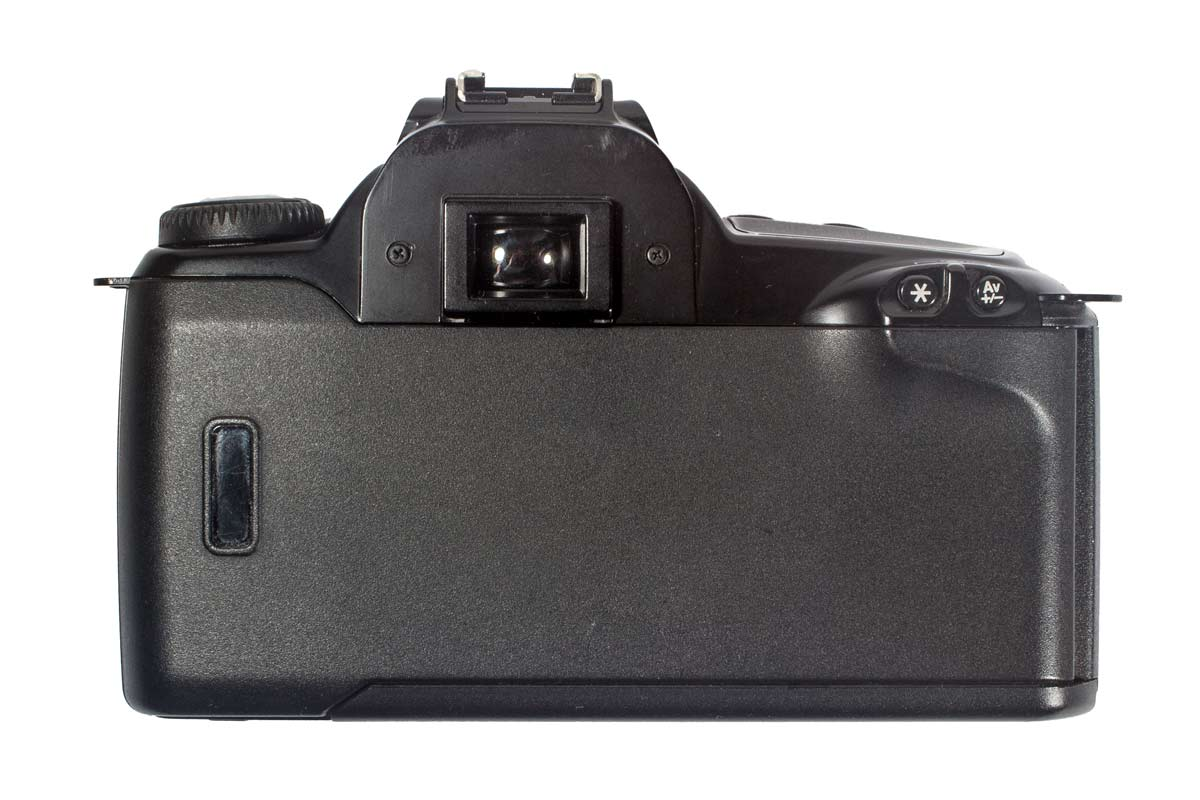 EOS3000 Back View
