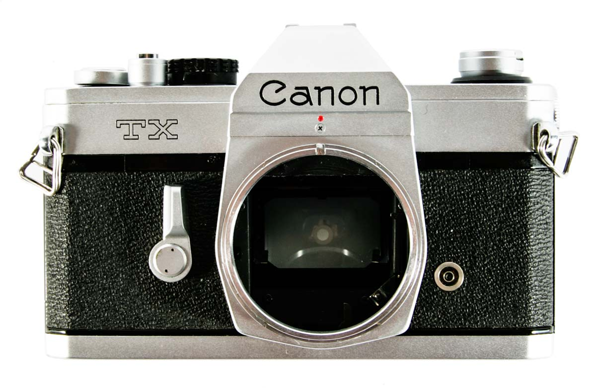 Canon TX Camera