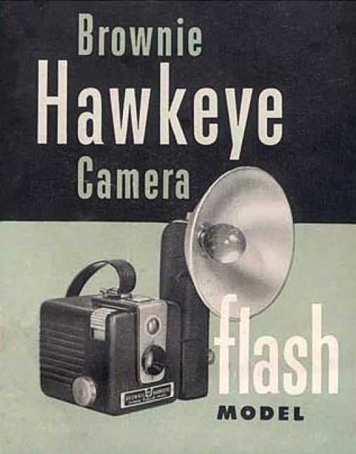 Kodak Brownie Hawkeye User Manual