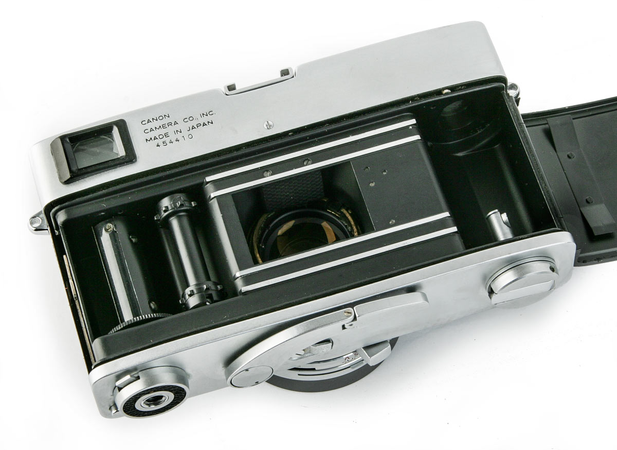 The Canon Canonet