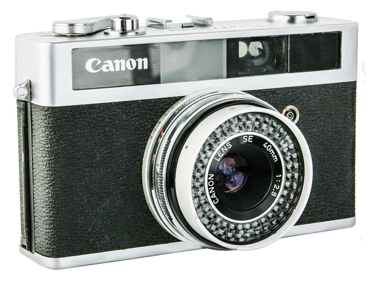 The Canon Canonet Junior