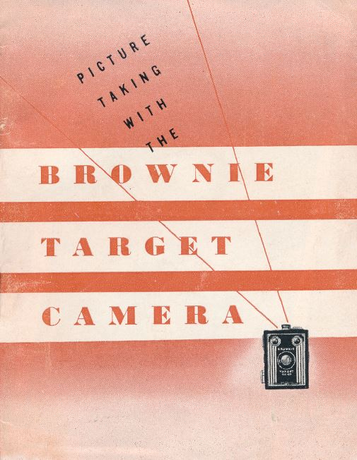 Brownie Target Box Camera User Manual