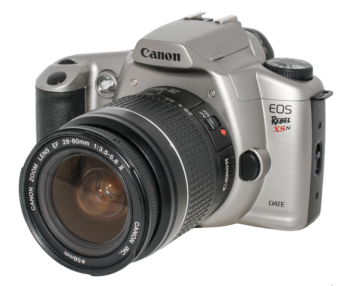 Canon Rebel XSn