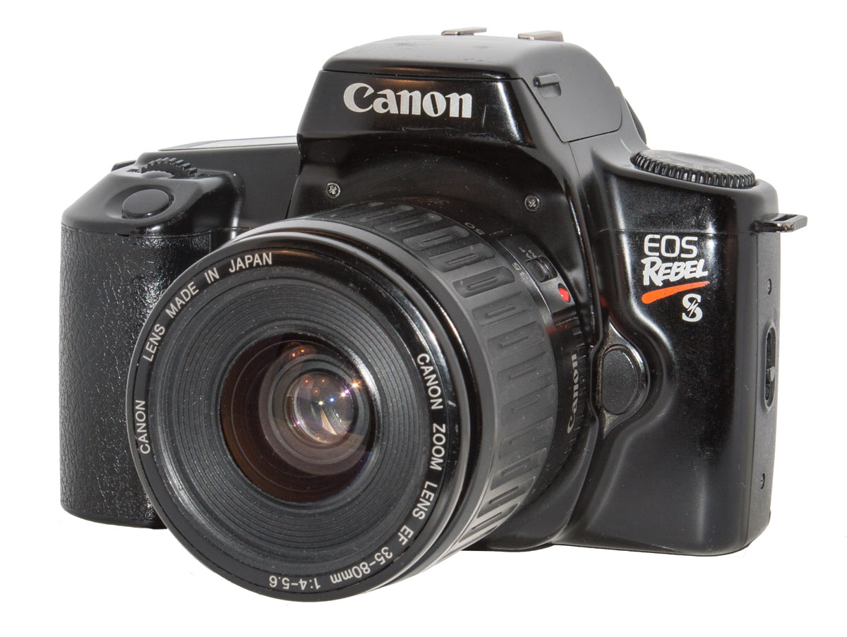Canon Rebel S
