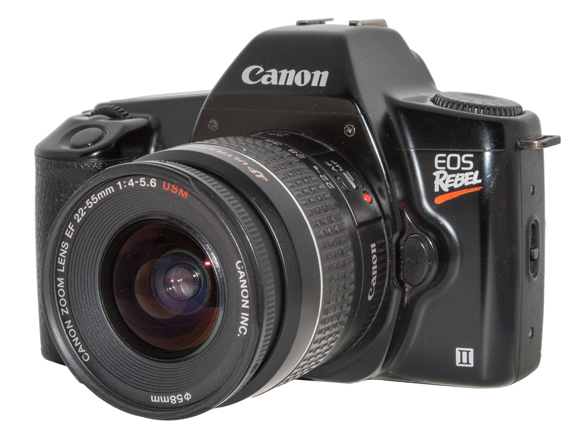 Canon EOS Rebel II
