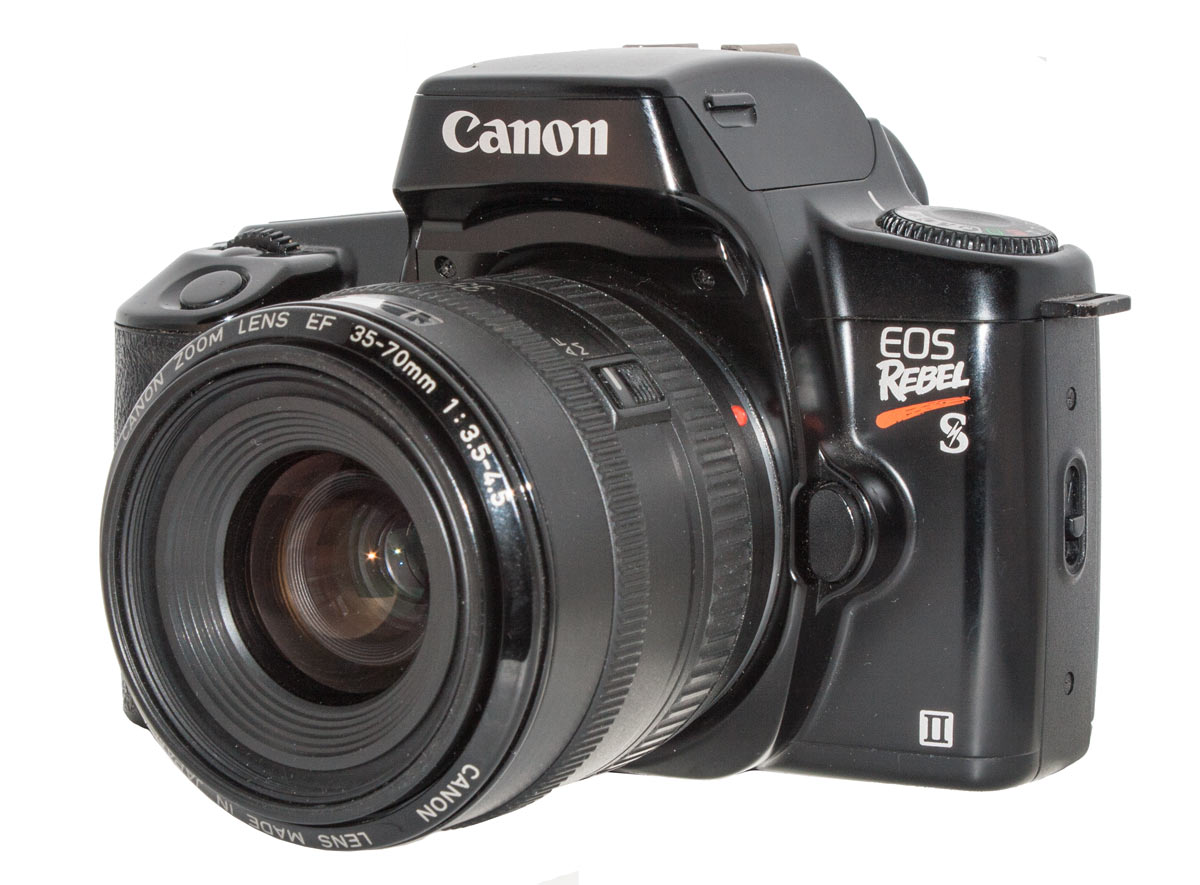 Canon Rebel S II