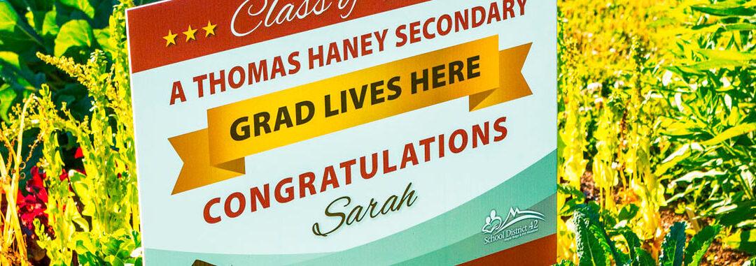 Sarah Graduates