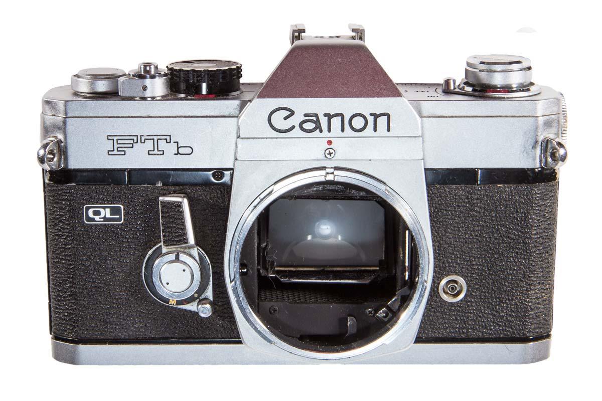 Canon FTb QL SLR Camera