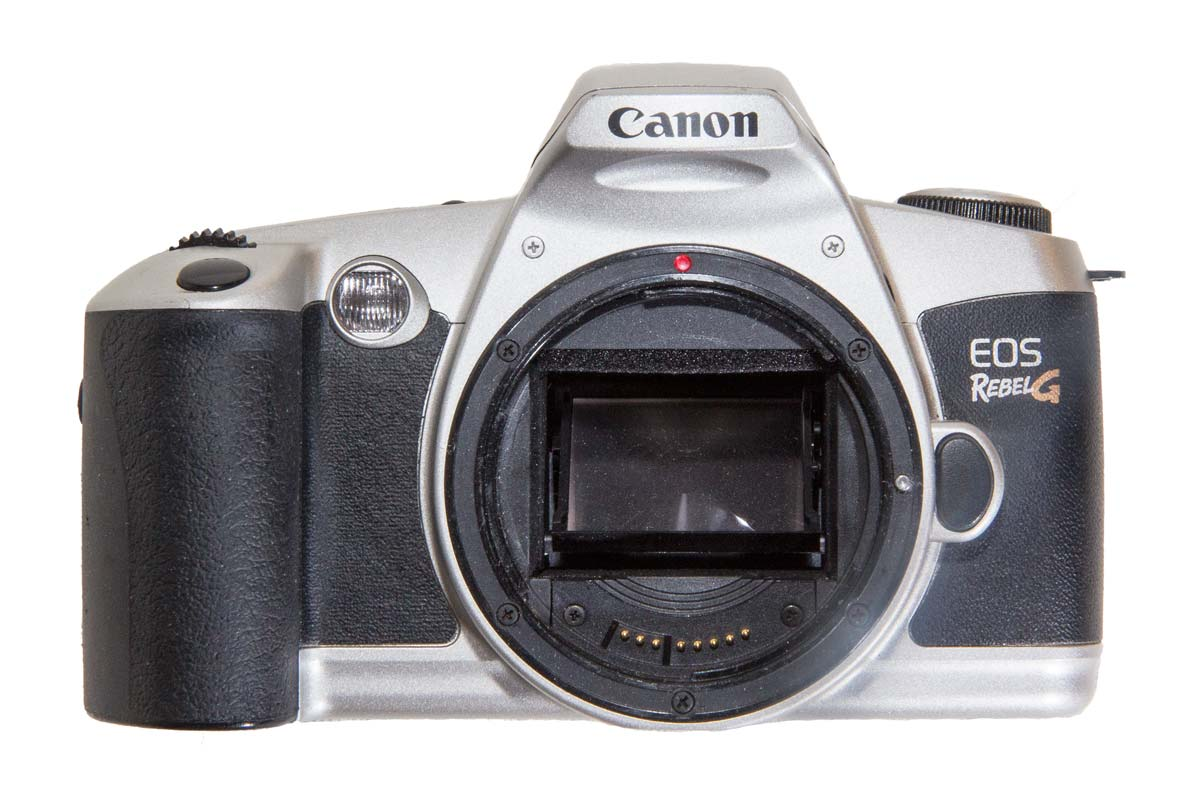 Canon EOS Rebel G Film Camera (Body Only)