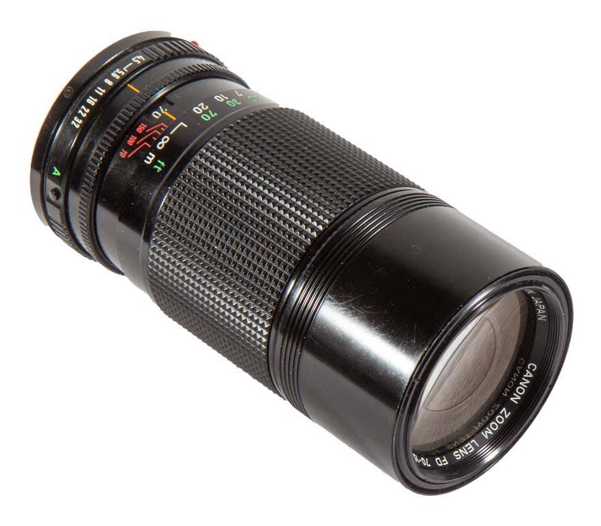 Canon FDn 70-150mm