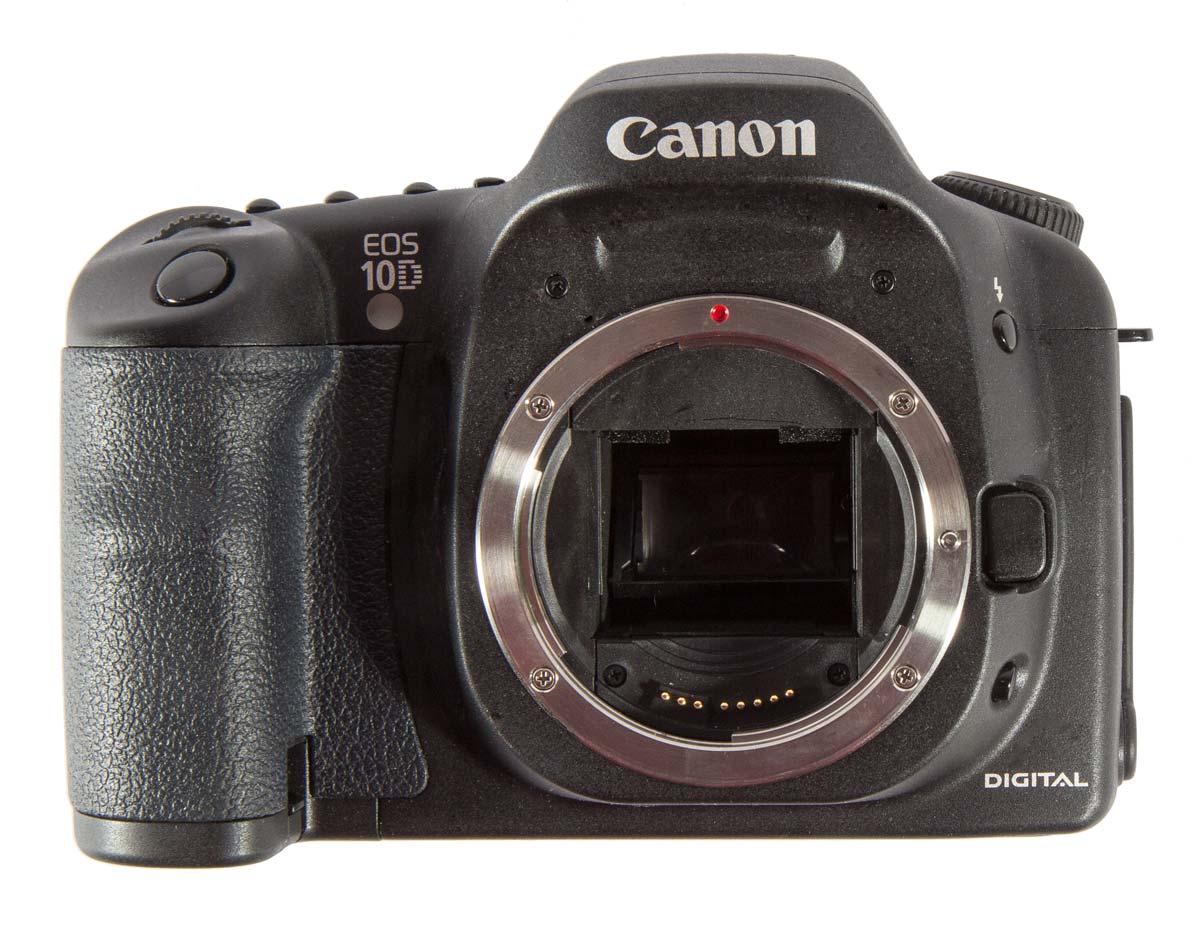 Canon Digital Rebel XT Camera