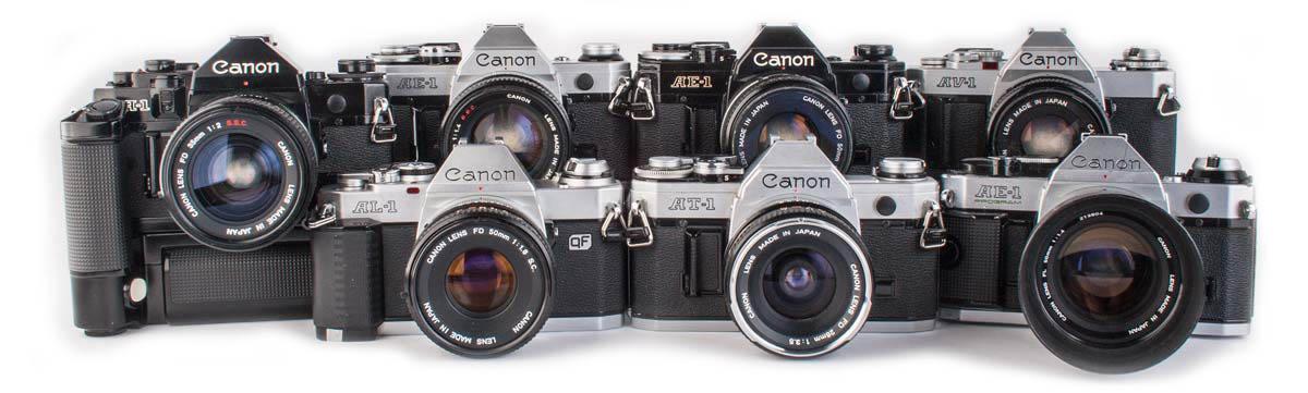 """Canon """"A"""" Series Cameras"""