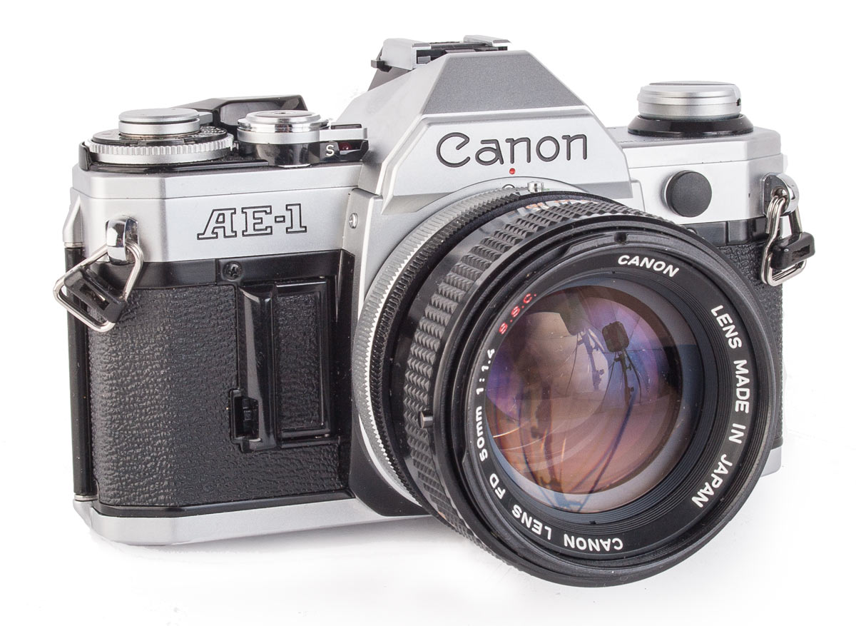 Canon AE-1 Camera