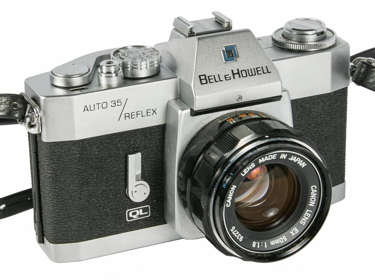 Bell & Howell Auto 35 Reflex Camera