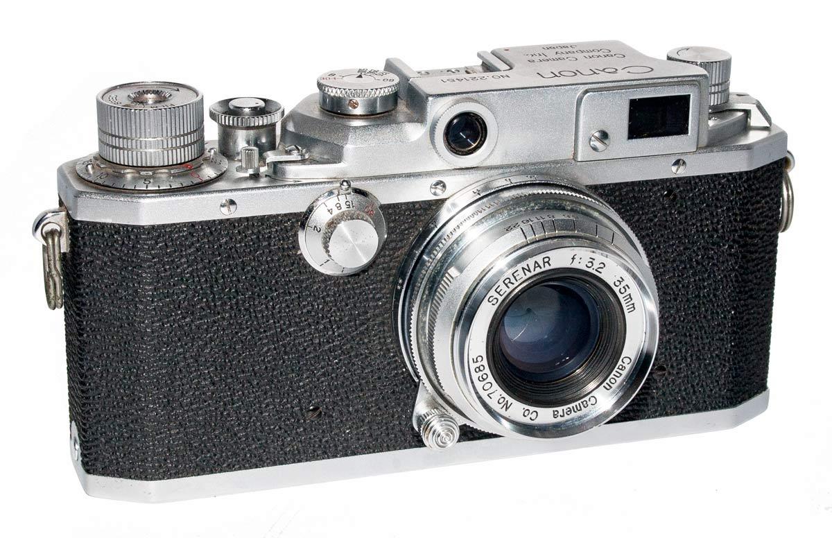 Canon Model II D2