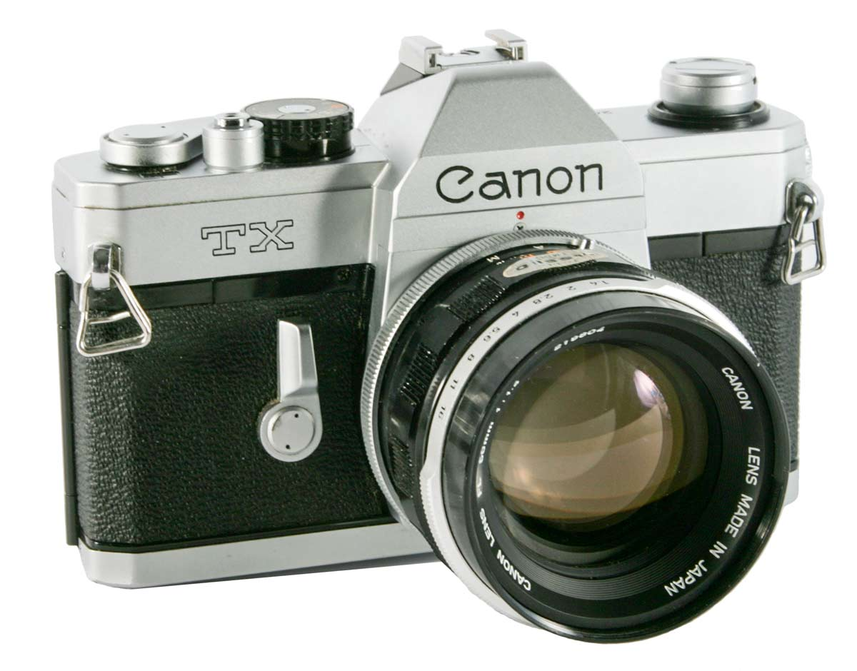Canon TX Film Camera