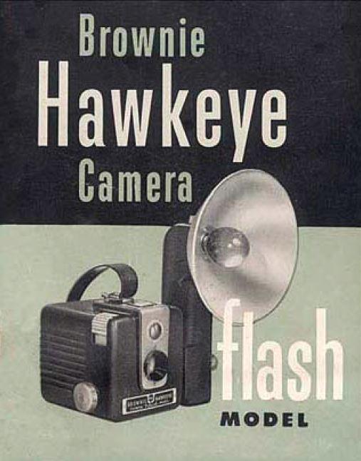 Kodak Brownie Hawkeye User Manual