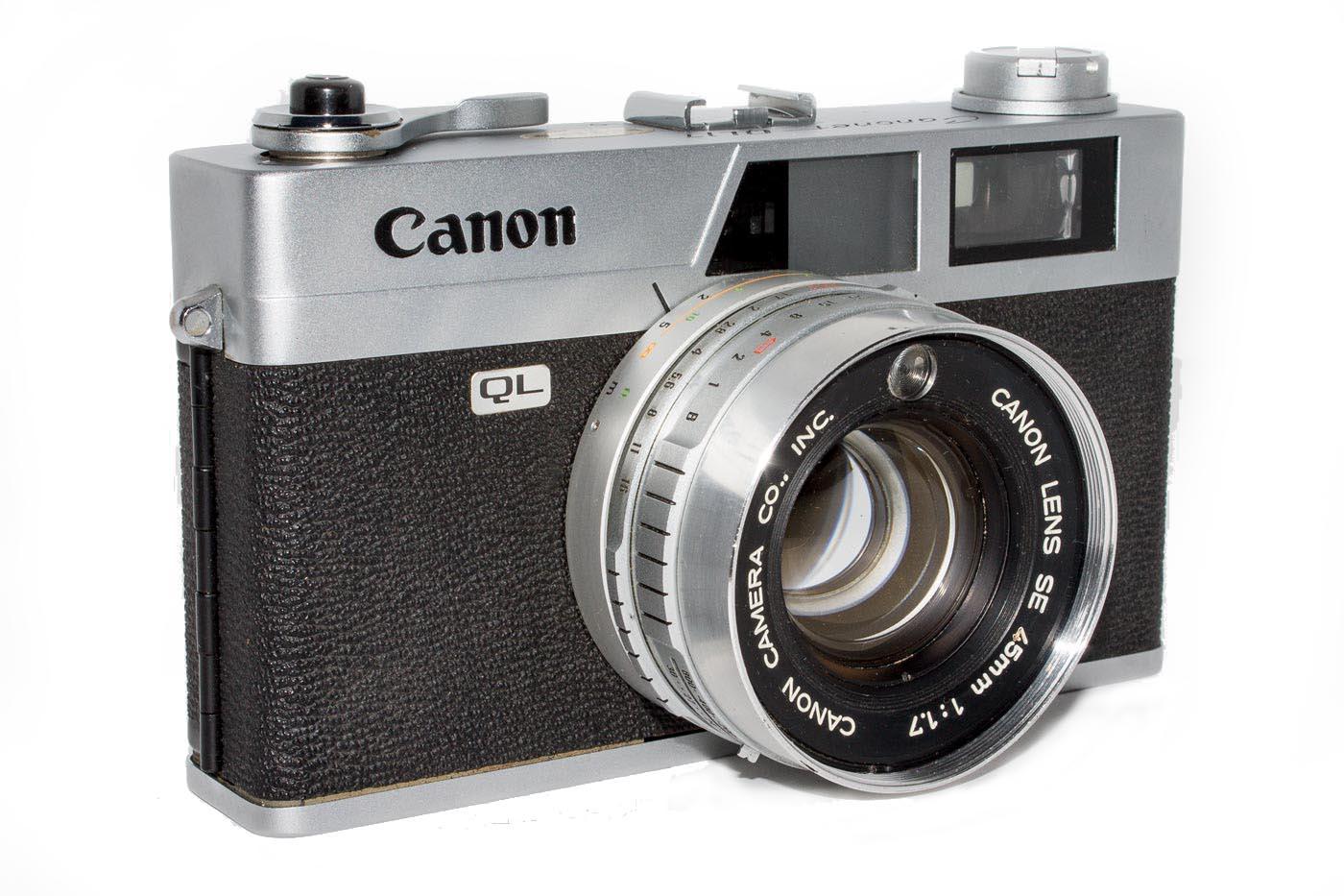 Canon Canonet GL17