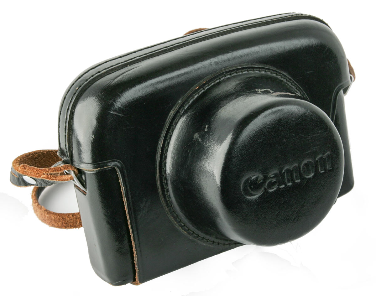 Canonet Leather Case
