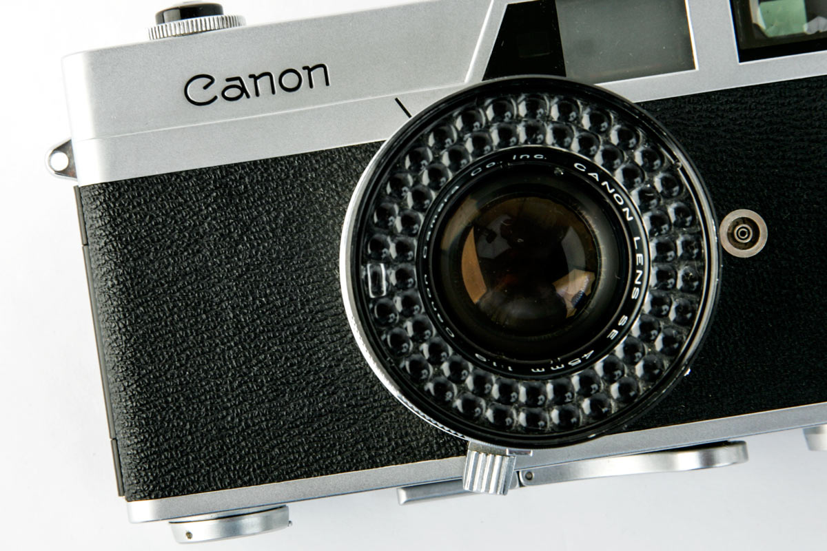 The Canon Canonet