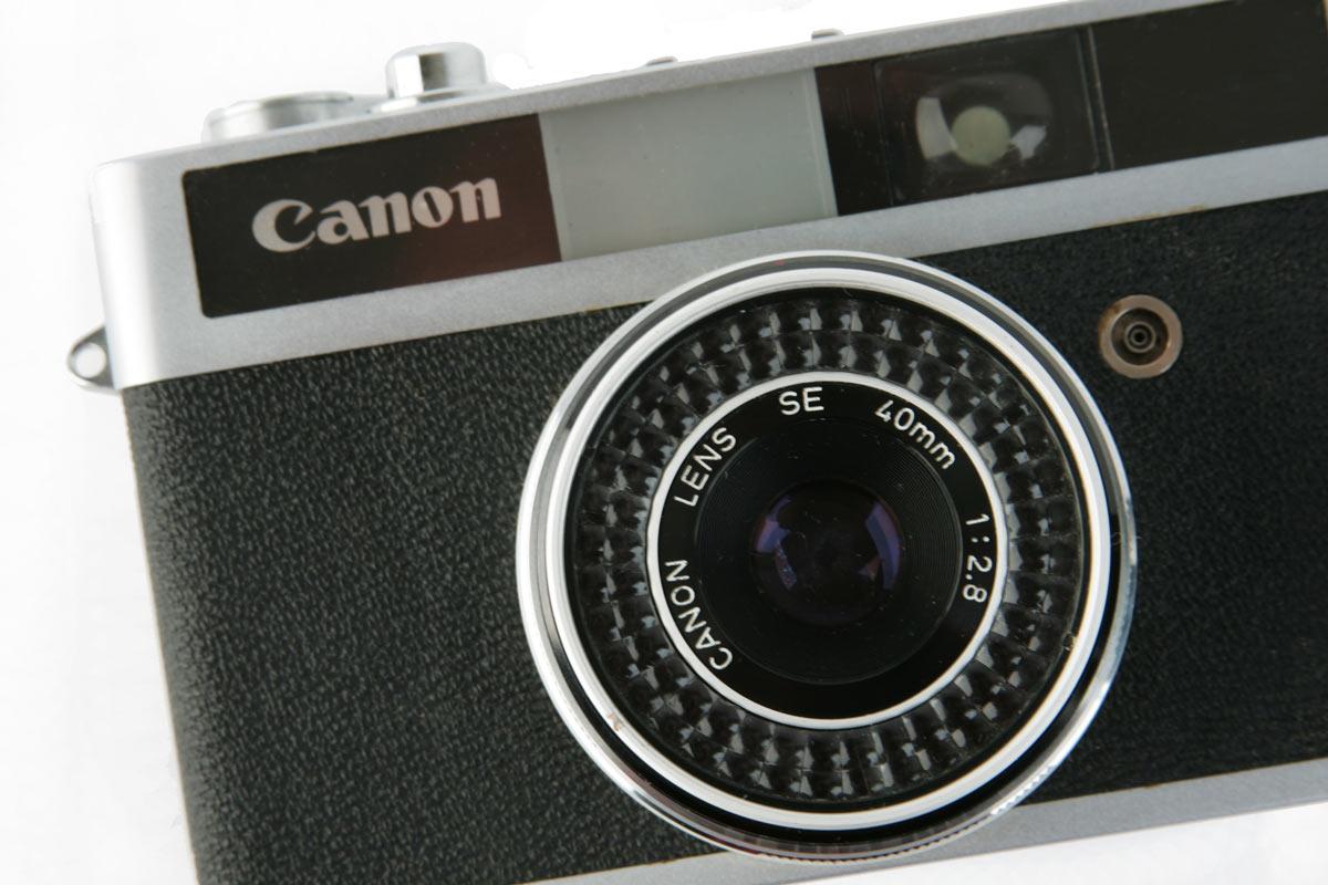 The Canon Canonet Junior