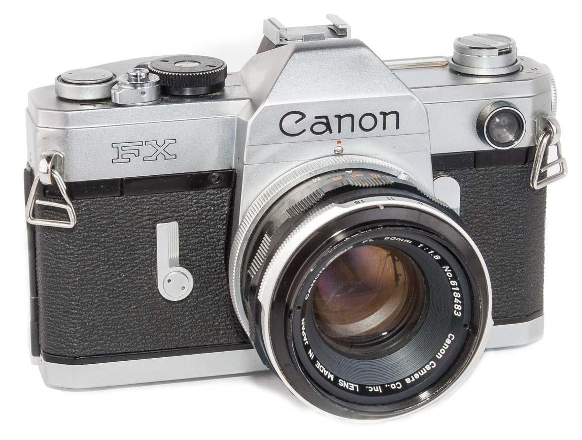 Canon FX Camera
