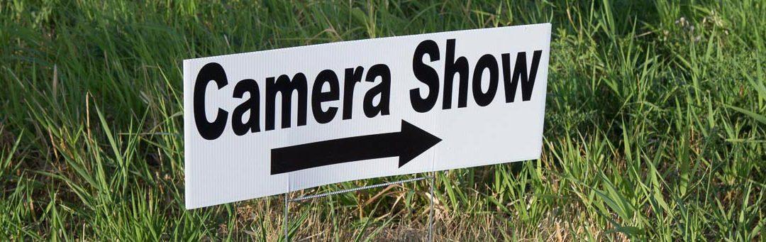 A Camera Show in Portland