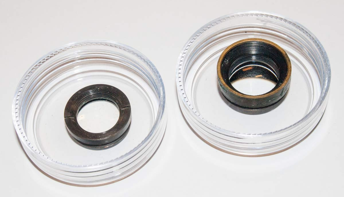 Industar-22 Collapsible Lens
