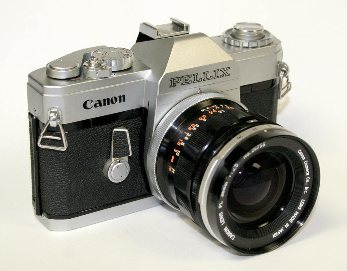 Canon Pellix