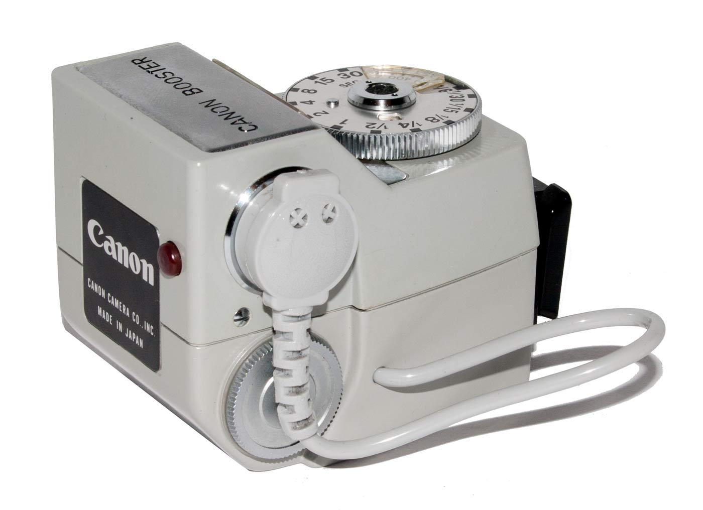 Canon Booster Lightmeter