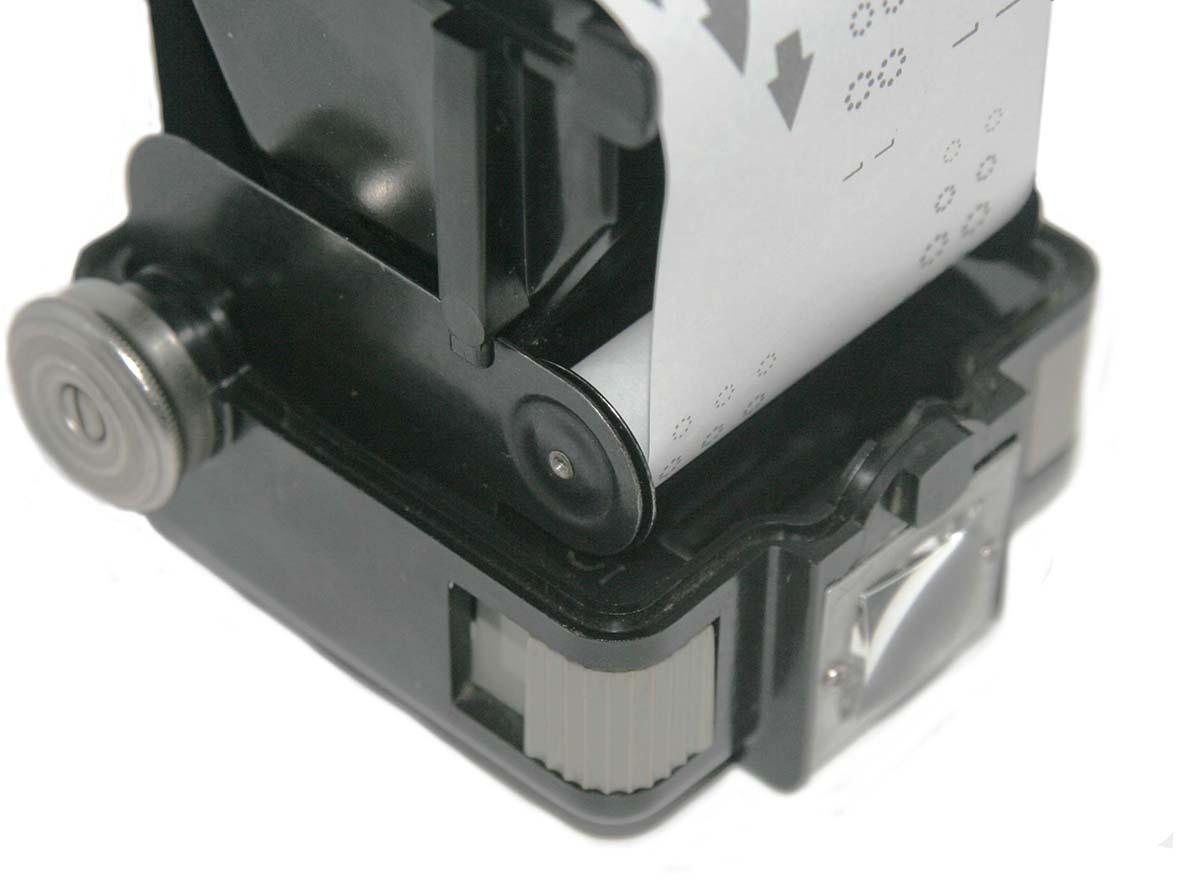 620 film loaded in Brownie Hawkeye Camera