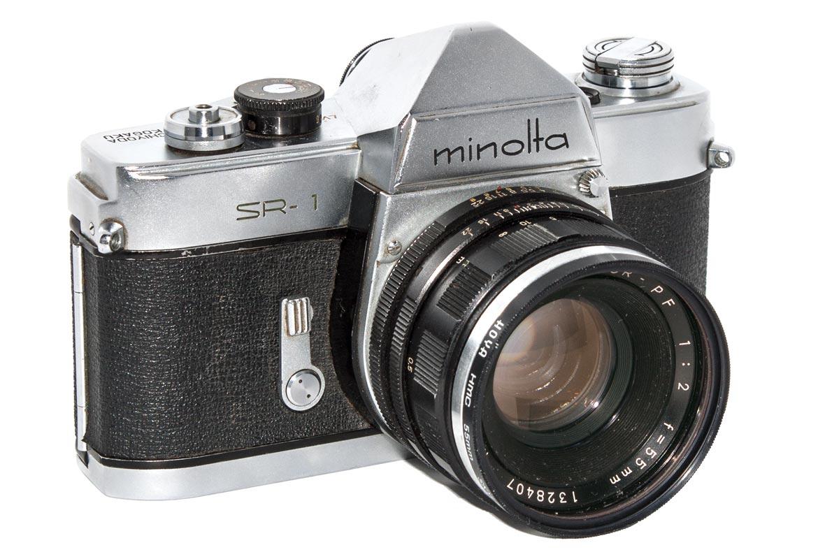 Minolta SR-1