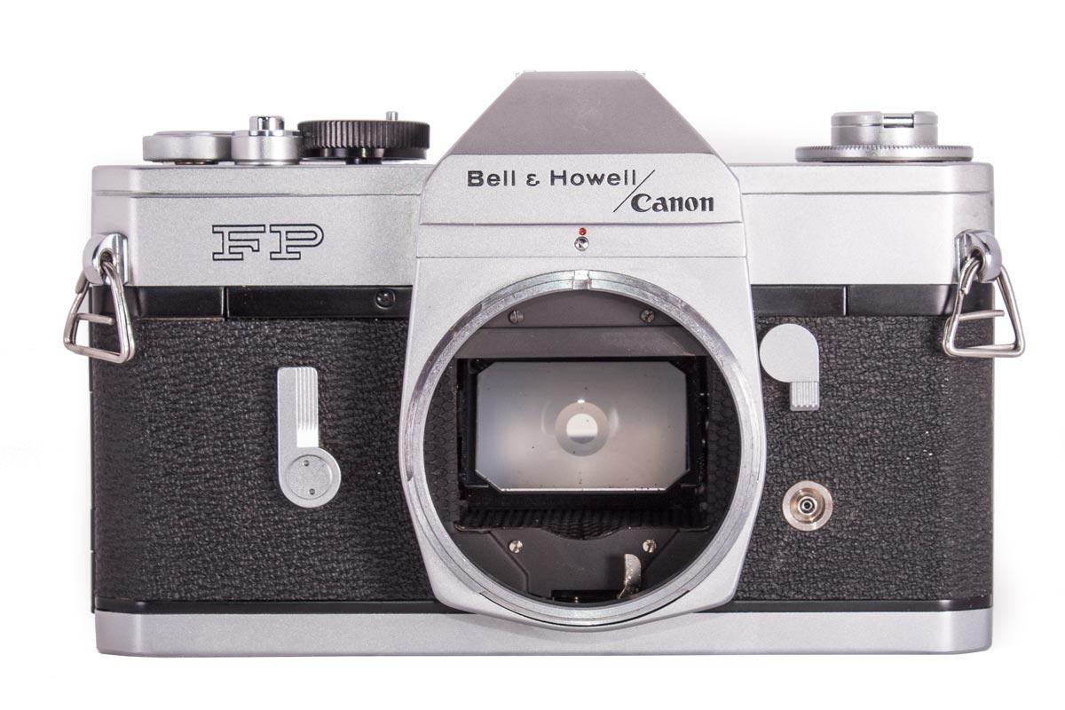 B&H/Canon FP