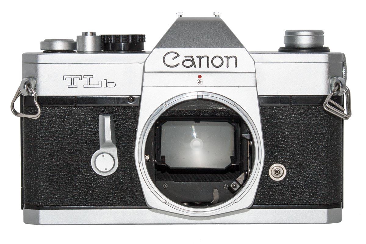 Canon TX Camera