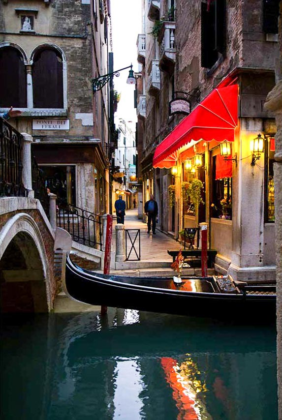 Restaurant Trattoria Anima Bella in Venice