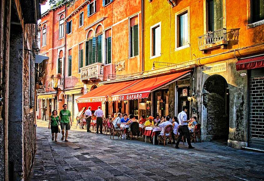 Ristorante Antico Gafaro, Venezia