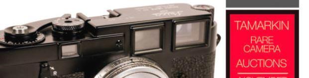 The Rare Camera Auction