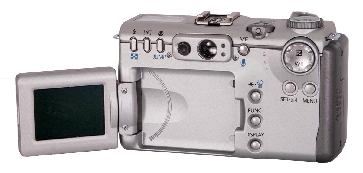 Canon PowerShot G3 camera