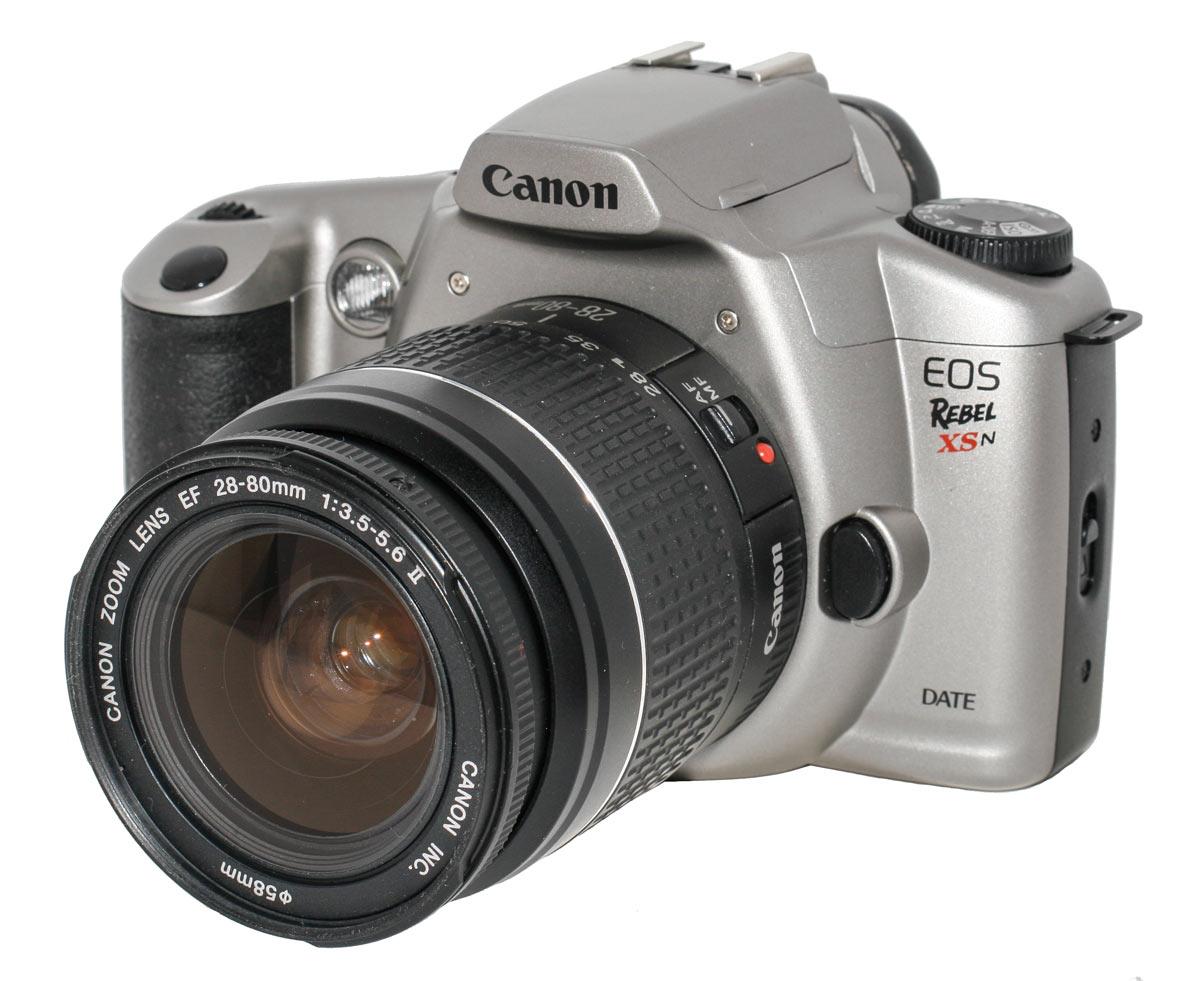 Canon Rebel XSn
