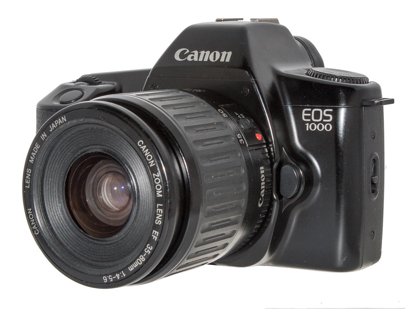 Canon EOS 1000