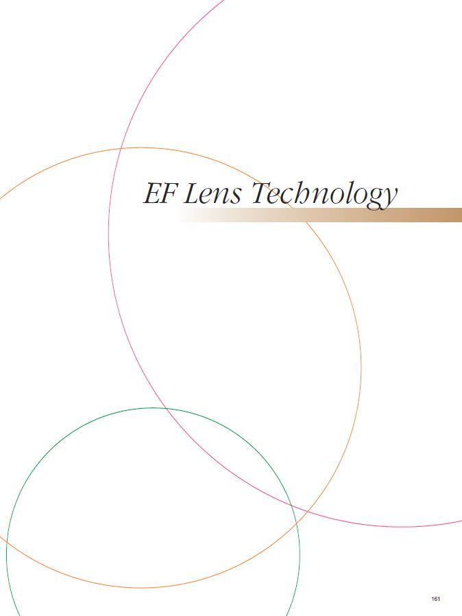 Canon FL Lens Brochure