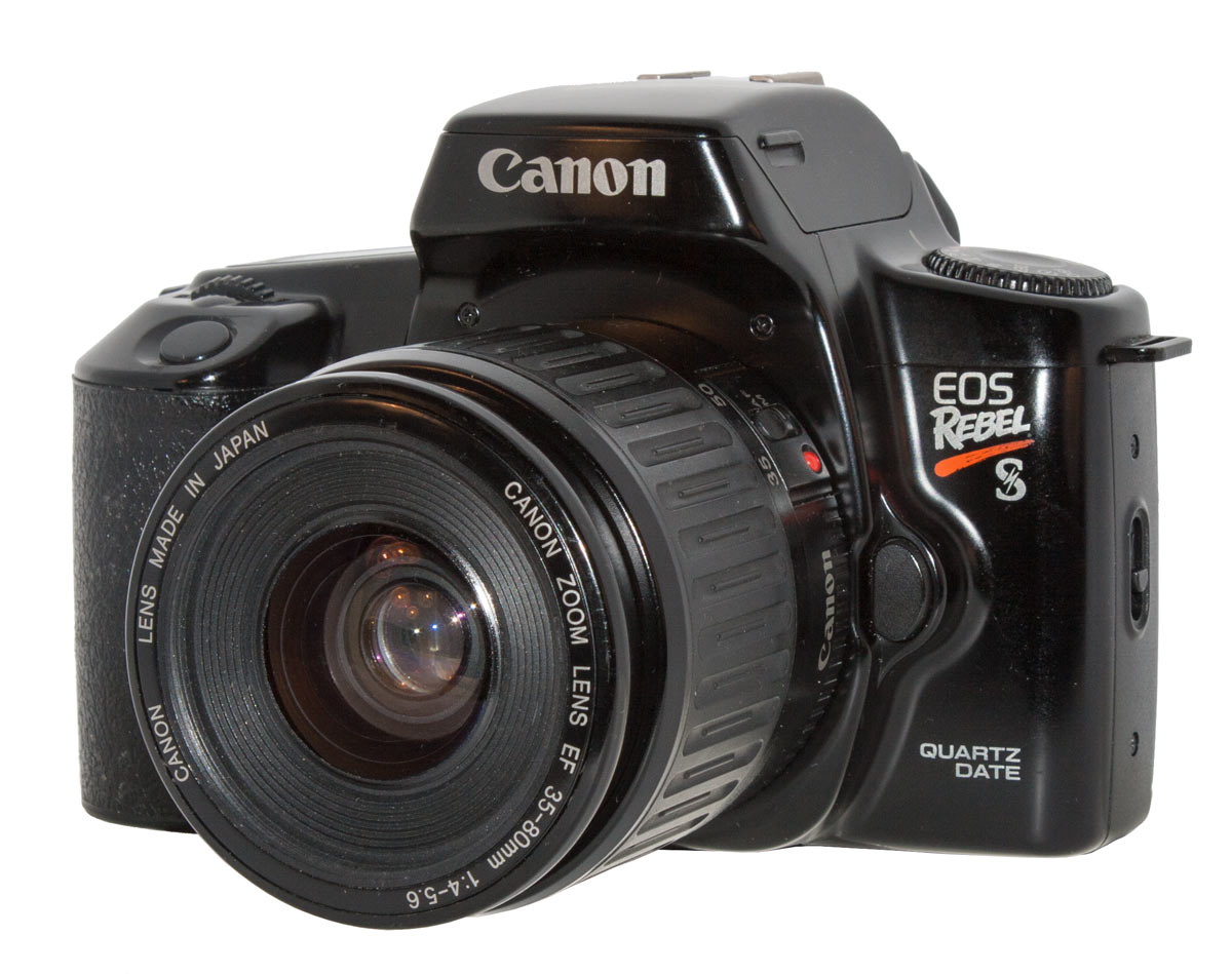 Canon Rebel S QD