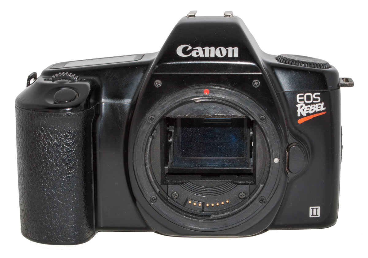 Canon EOS Rebel II Camera
