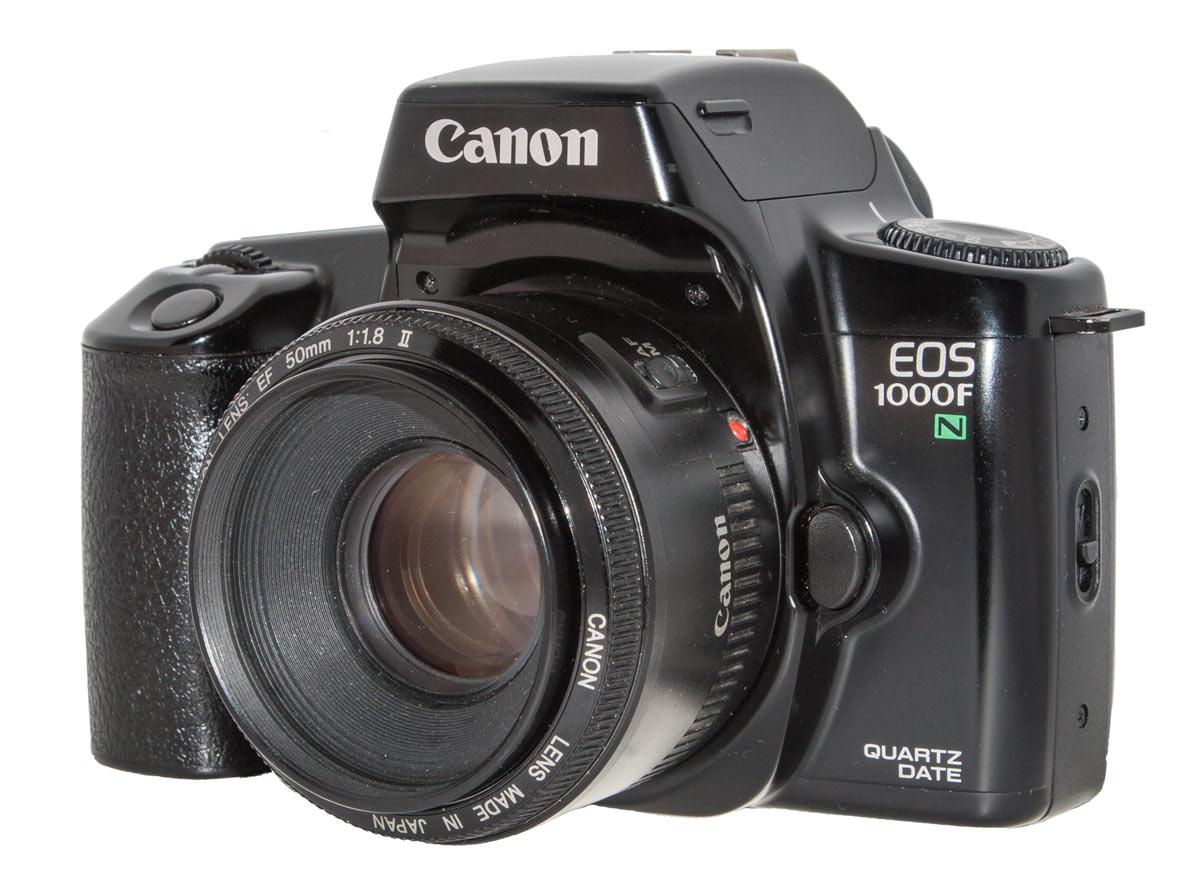 Canon EOS 1000 FN