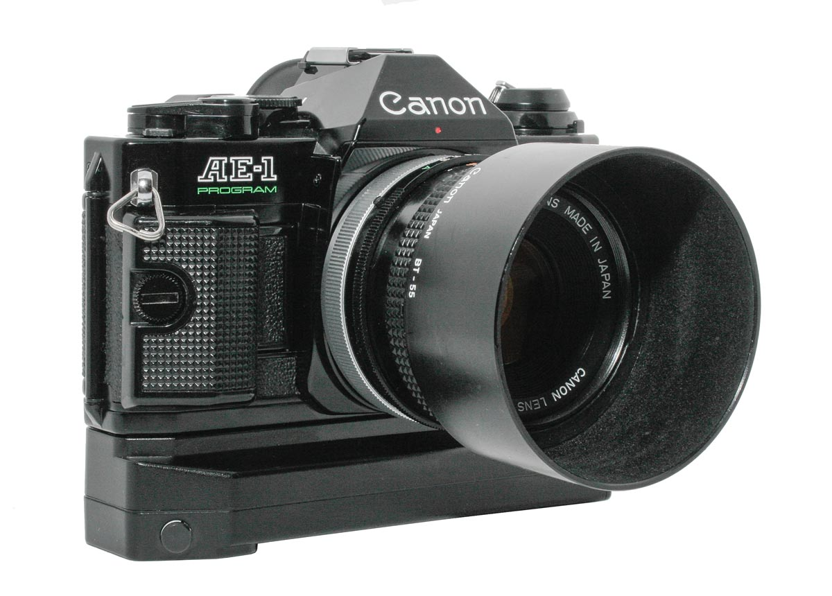 Canon AE-1 Program (Black)
