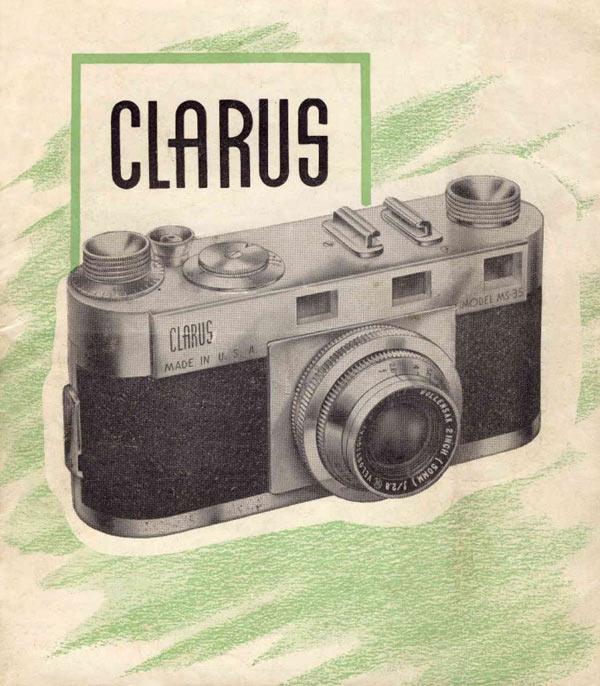 Clarus 35 User Manual